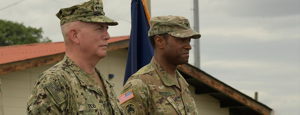 JTF-Bravo continues legacy, new leader assumes command