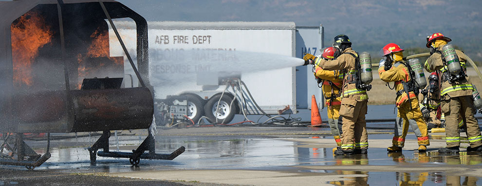 Central American,US firefighters grow competencies