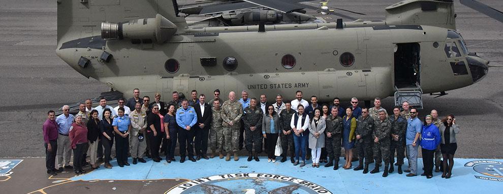 JTF-Bravo, Honduran leaders recognize strong bonds