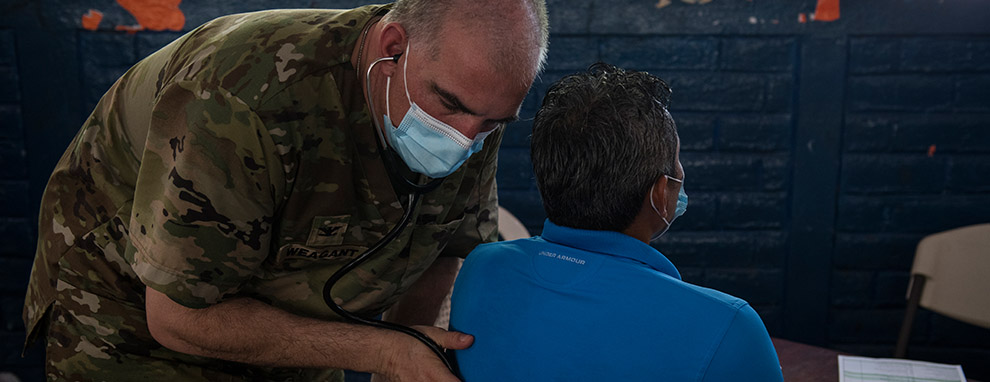 RS-21 concludes in El Salvador for JTF-B medical personnel